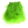 Marabou Trim 6In Aprox. 20g 1Yd Lime Green